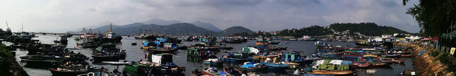 Island of Cheung Chau
